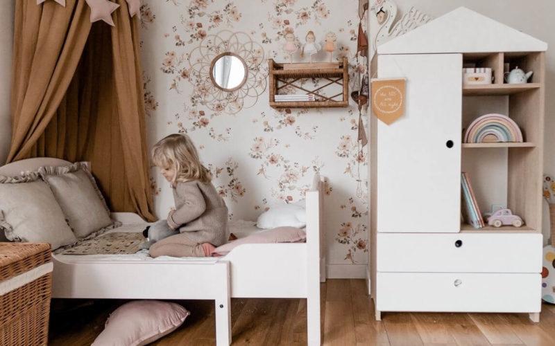 amenajare mobilier camera copii