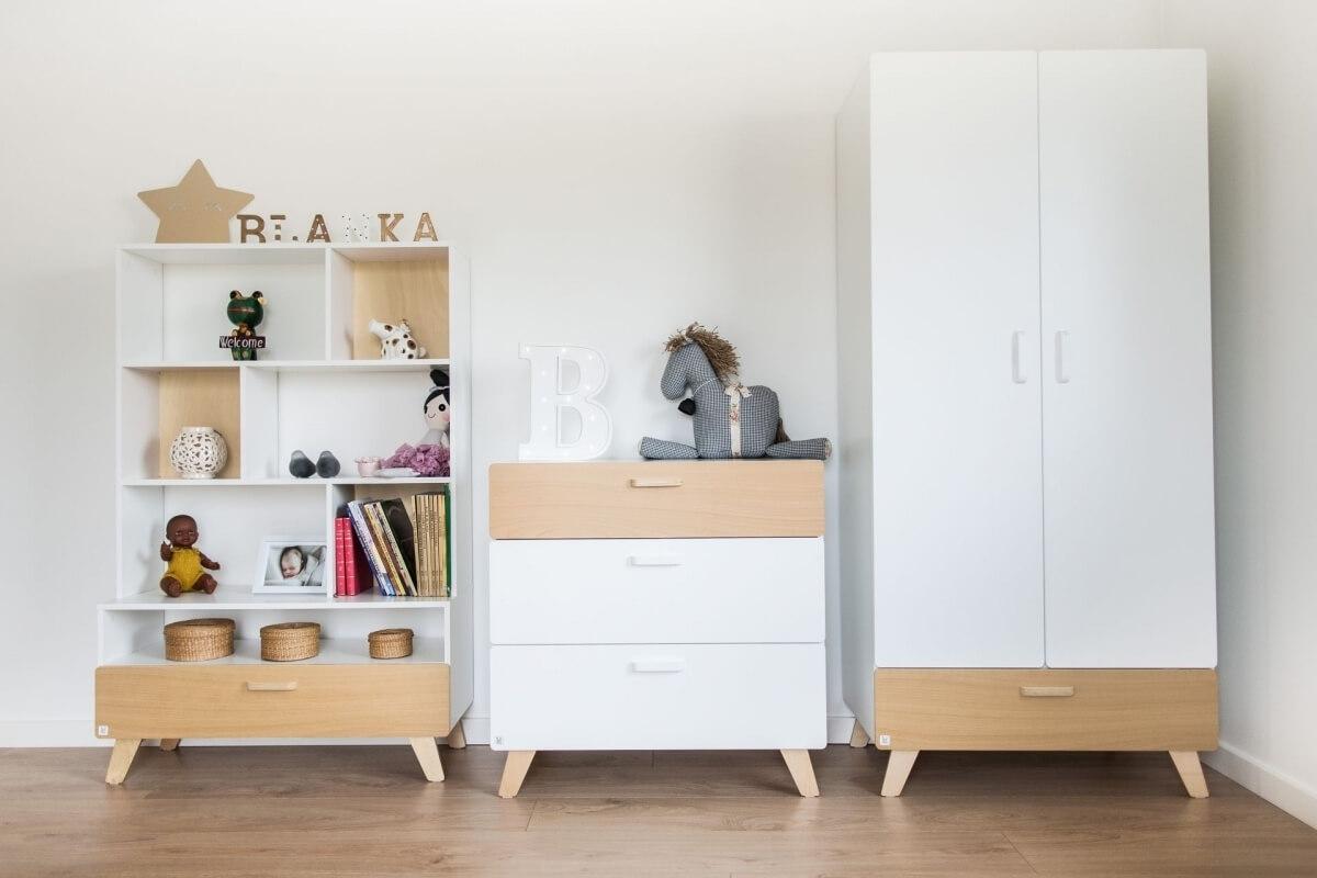 mobila camera copii
