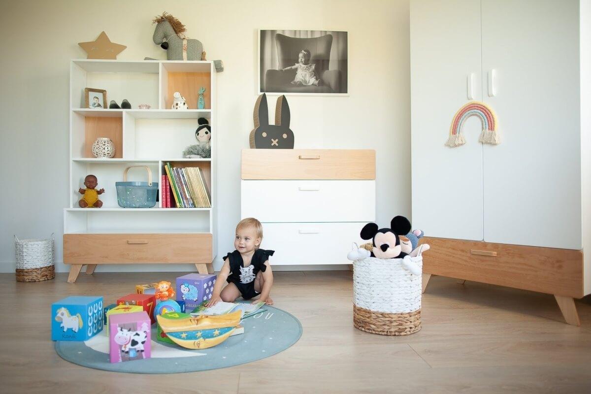 set mobila camera copii